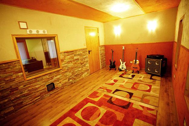 estudio grabación madrid sala