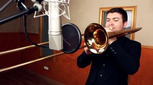 Grabación trombón Gabriel Palacios