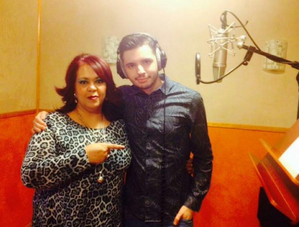 grabación disco Sergio Romero