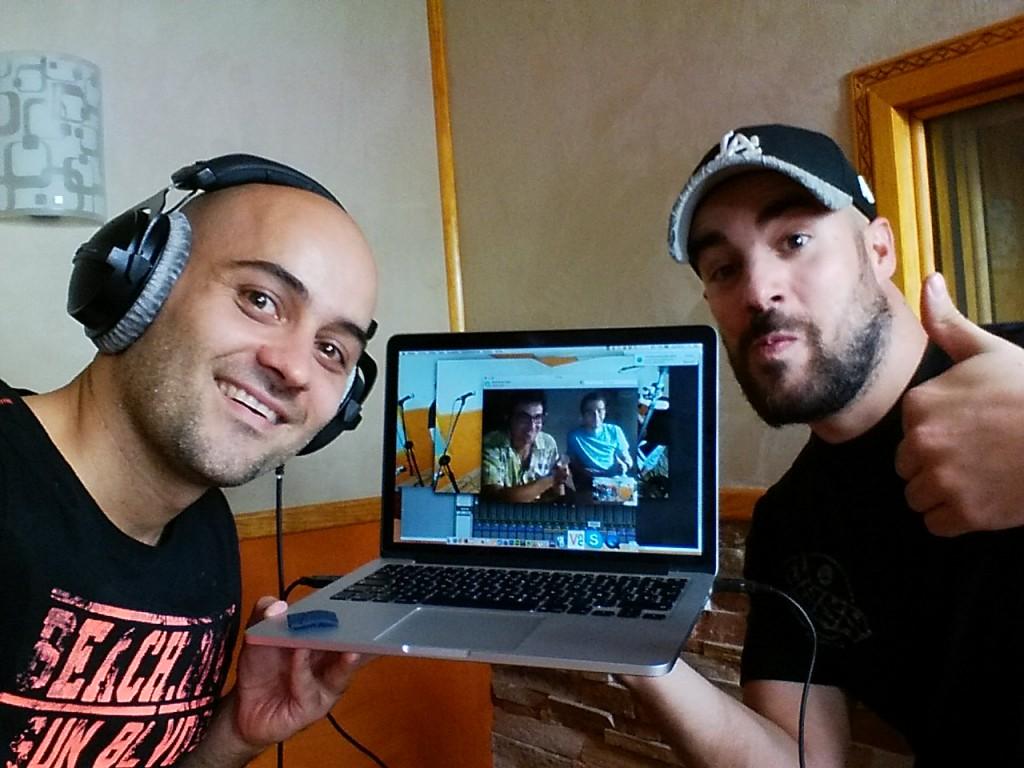 estudio grabación batería y bajo online