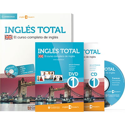 Curso Inglés Total Cambridge