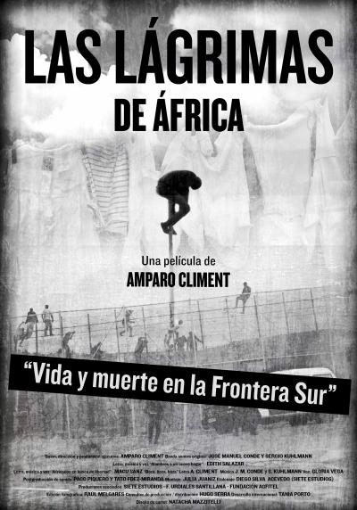 Edith Salazar - Alambres a un nuevo hogar (Las lágrimas de África)