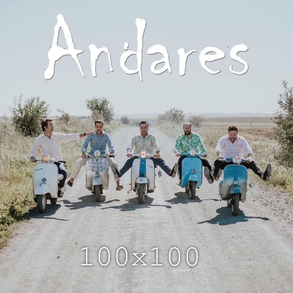 Andares - 100x100